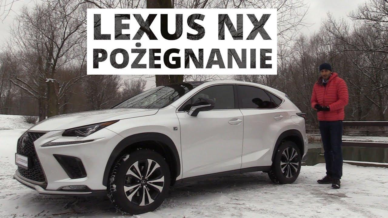 Lexus NX 300 – dwa miesiące w redakcji – podsumowanie testu