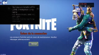 [FR/PS4/LIVE] ON ATTENDS LA SAISON 7 + MODE CREATIF ! (Fortnite - BR)