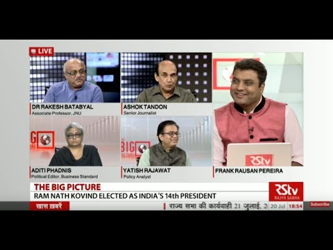 The Big Picture: Results of President's Election