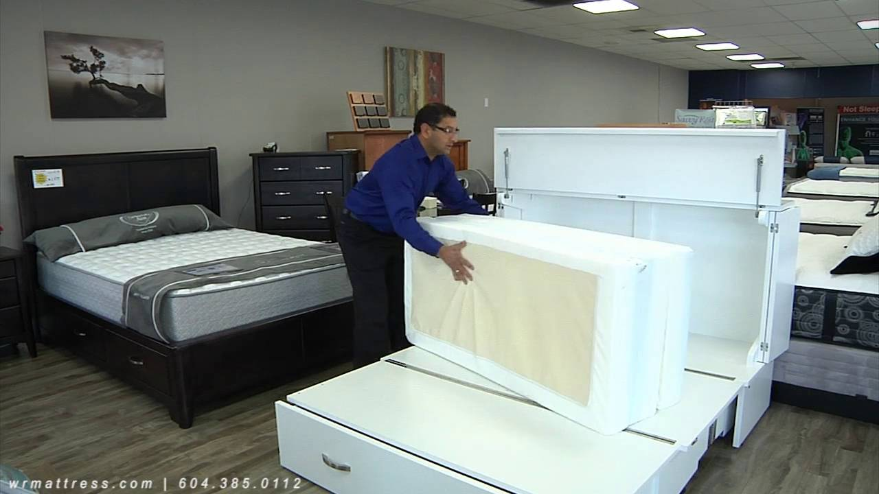 Cabinet Beds Wr Mattress Gallery South Surrey Bc