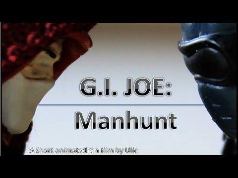 G.I. JOE MANHUNT - STOP MOTION ANIMATION - YouTube