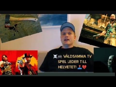 Video till dig som spelar våldsamma TV spel