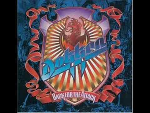 Dokken  Lost Behind The Wall