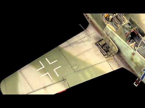 RLM Painting And Weathering Luftwaffe WWII Aircrafts Modelling News