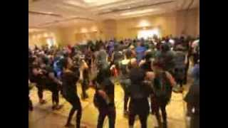 BMore Nation Soul Line Dance EXTENDED MIX!!! 7+ Minutes | UC Star Awards 2014 in Baltimore 1/25/2014