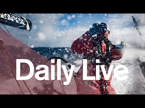 Daily Live – Tuesday 20 March | Volvo Ocean Race