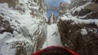 Chamonix 2013 - Couloirs