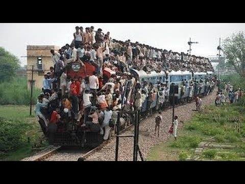 Earth 2025 : POPULATION EXPLOSION AFTERMATH (Full Documentary)