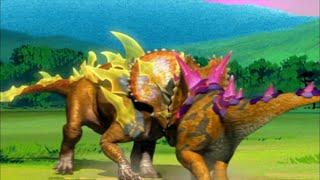 Dinosaur king in Hindi Season 2 Episode 17 – There's No Business Like Shogun Business डायनासौर किंग Thumb