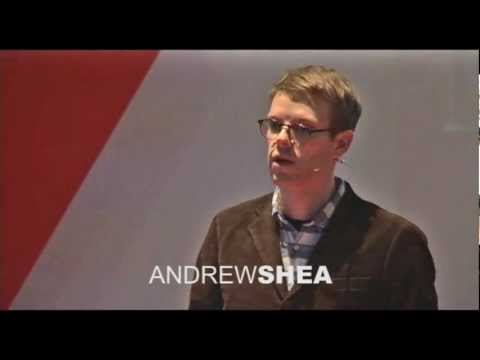 Designing for Social Change: Andrew Shea at TEDxTransmedia