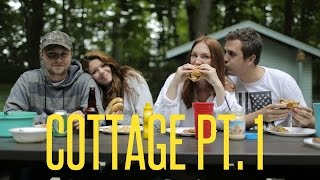 WHO BUILT THIS ISLAND? | COTTAGE PT. 1