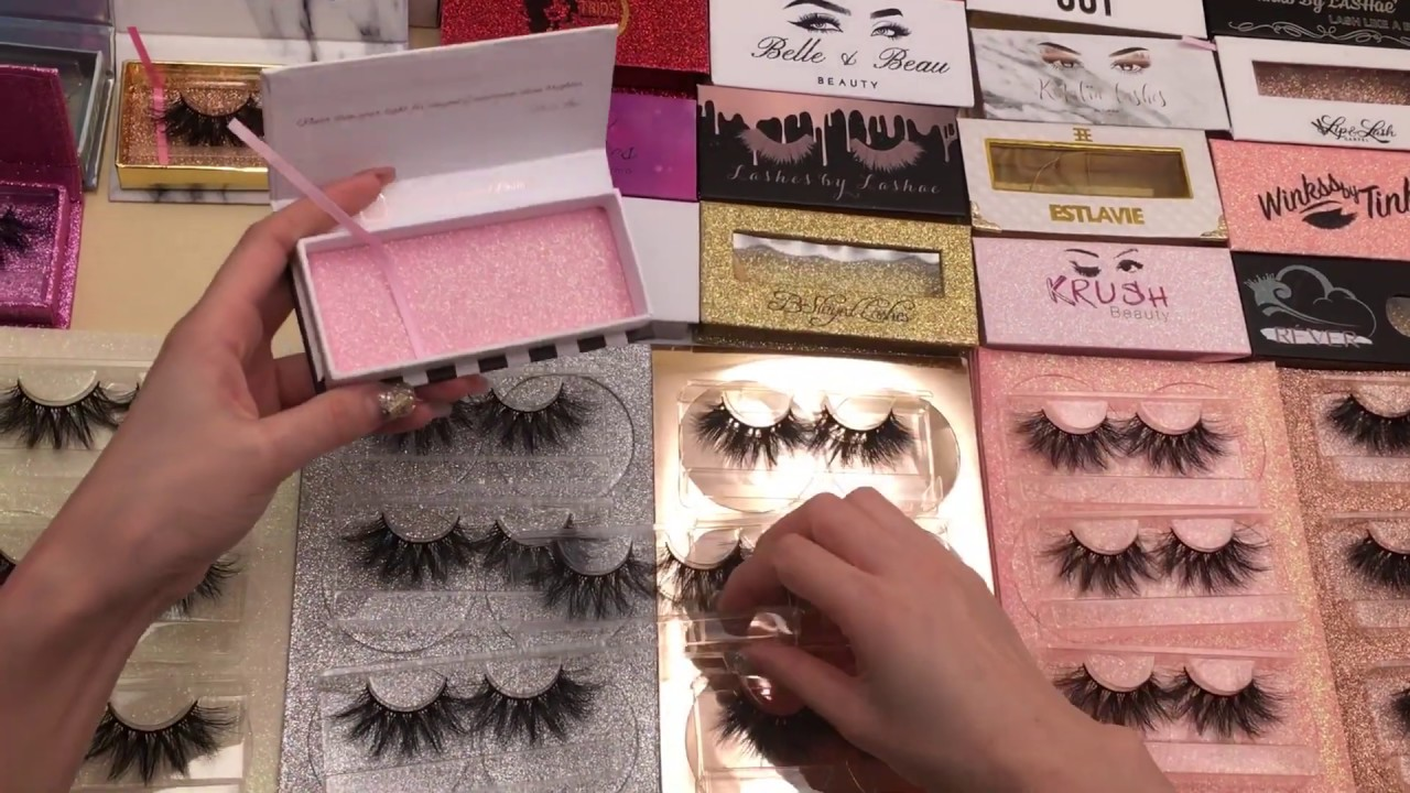 ac62105cfa7 25mm eyelashes Archives - Misen Lashes