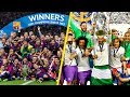 UEFA Champions League Winners List  II 1956 ▶ 2017 II