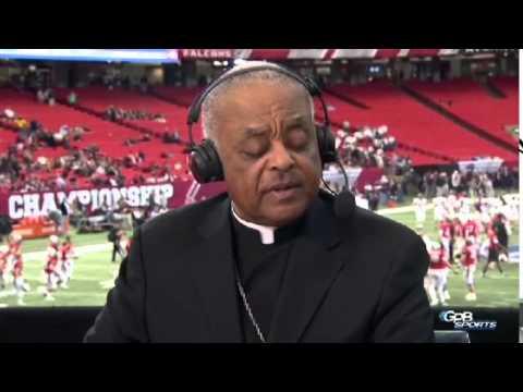Archbishop Wilton Gregory Talks About Cristo Rey Atlanta on GPB
