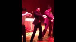 PSY in Derek & Diana's wedding