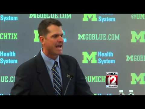 Jim Harbaugh vows