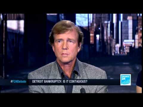 Detroit bankruptcy: is it contagious? - THE DEBATE Part 2