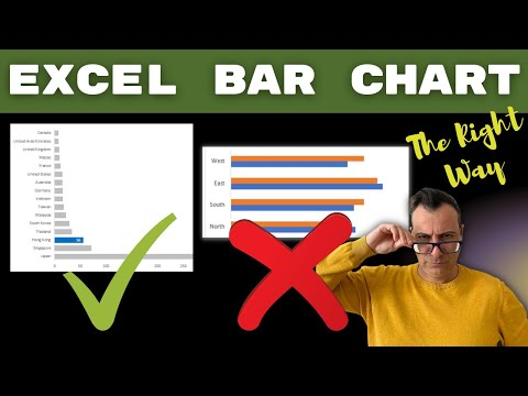 How To Make A Bar Graph In Excel 2019