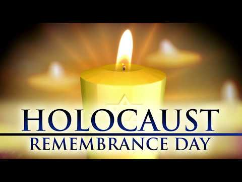 Holocaust Remembrance Day - Army War College - Dr. Raymond Millen