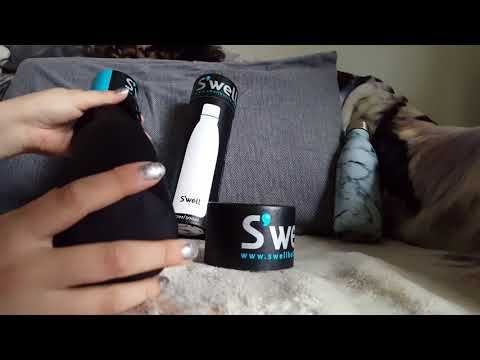 S'well Bottle Reveiw / Unboxing - Are They Worth It?