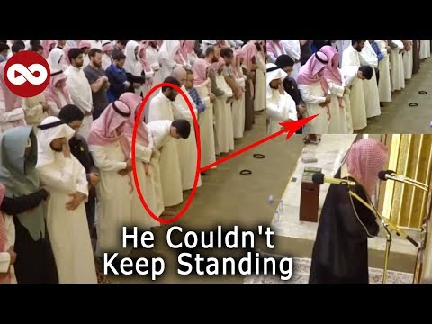 He Couldn't Keep Standing - Reciter: Naseer al Qatami