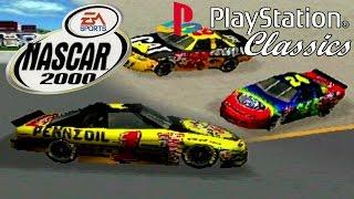 PlayStation Classics: NASCAR 2000
