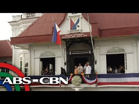 On Independence Day, Duterte wishes for a 'truly independent' Philippines | ANC