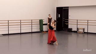 Juilliard Dances Repertory Presents
