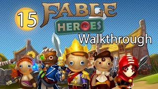 Fable Heroes Walkthrough Part 15: Dark The Credits