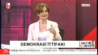 Gazetecilere Davutoğlu cezası! / Ayşenur Arslan ile Medya Mahallesi / 2. Bölüm- 22.07.2019