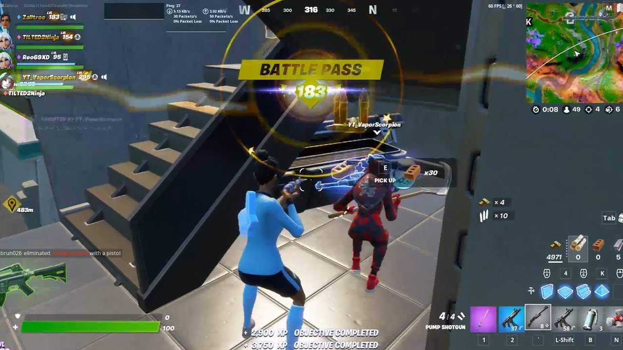 Download new 120,000 xp in 5 minutes fortnite