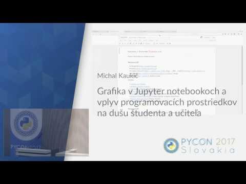 Image from Grafika v Jupyter notebookoch a vplyv programovacích prostriedkov na dušu študenta i učiteľa