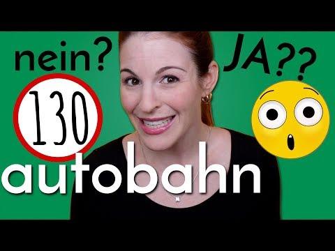Speed Limit On GERMAN AUTOBAHN: Ja oder Nein? Mp3