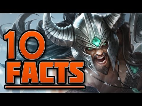 10 Facts You Didn't Know About League of Legends