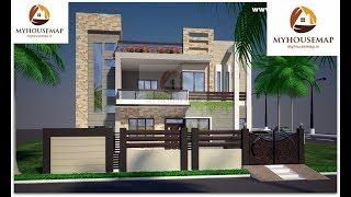 Indian Home Design Glass Balcony Groove Tiles Modern Home Exterior Design Ideas Latest