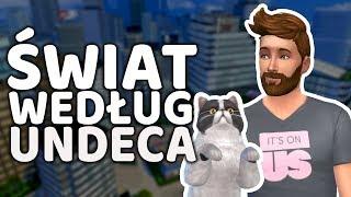 Czesio! Złaź z Blatu!  The Sims 4: Świat Według Undeca #01