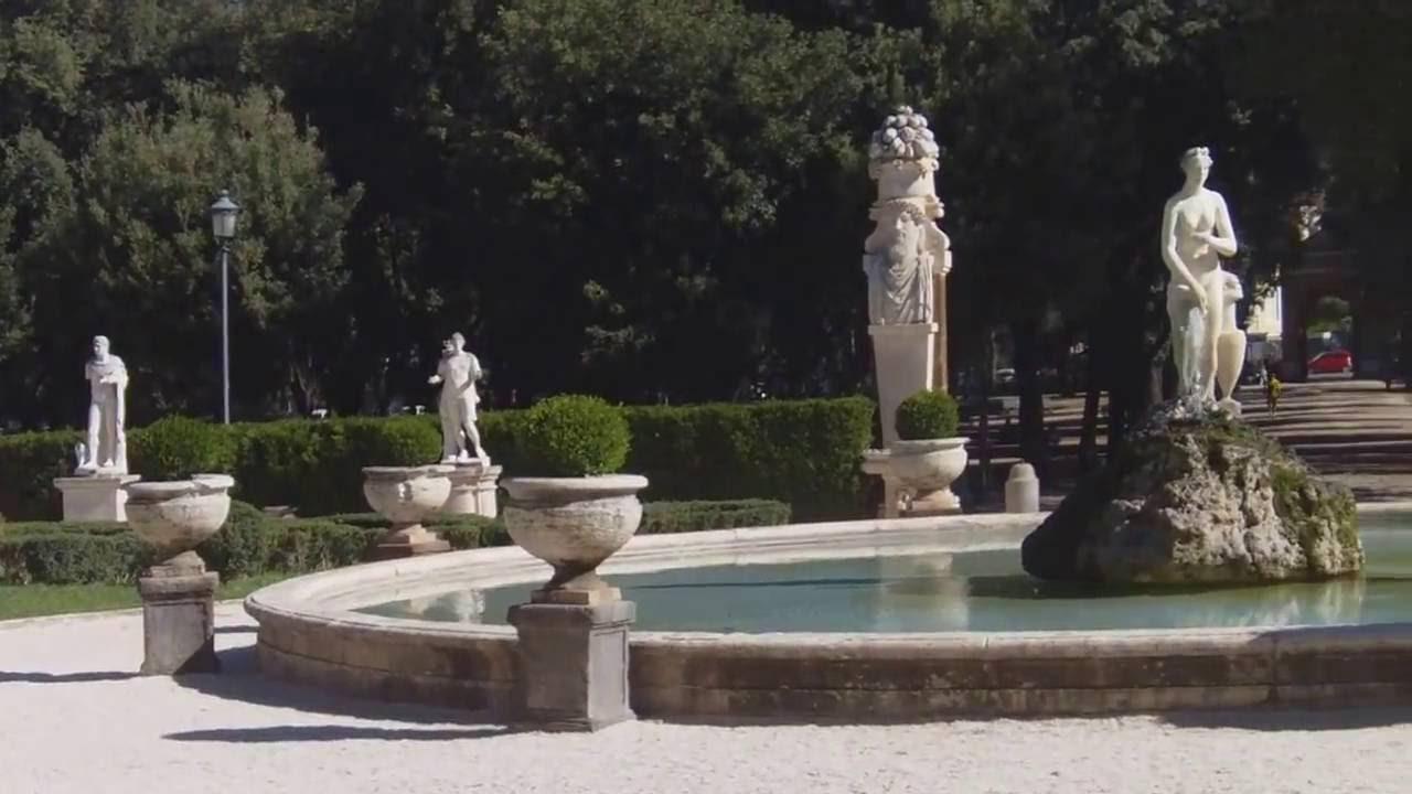 ASTRAMBIENTE TURISMO ROMA PRESENTS: VILLA BORGHESE ...