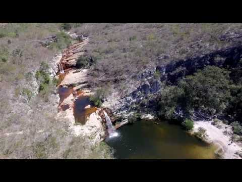 Cachoeira do Cochó - Piatã (BA)
