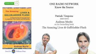 Video The Amazing Liver Gallbladder Flush (Patrick Timpone interviews Andreas Moritz) download MP3, 3GP, MP4, WEBM, AVI, FLV Agustus 2018
