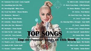 Kumpulan Lagu Barat Terpopuler dan Enak didengar Oktober 2020 - Musik Inggris Terbaru 2020
