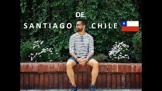 Primeros días en Santiago de Chile  -  Trámites Migratorios