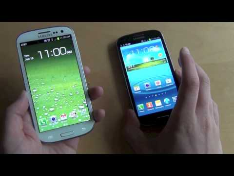 Samsung Galaxy S3:  Sharing With S Beam, Share Shot And More