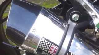 knalpot Yoshimura R11 Custom Yamaha Vixion Santri