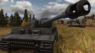 Обучающий видео  World of Tanks