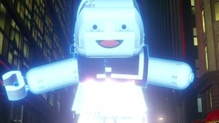 LEGO Dimensions - Ghostbusters Story Pack Walkthrough Part 4 - Breaking the Barrier