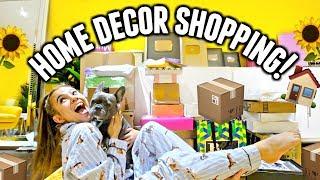 HUGE Spring Home Decor Shopping Spree!🏠📦 + HAUL!