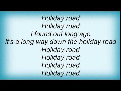 fleetwood mac holiday road lyrics