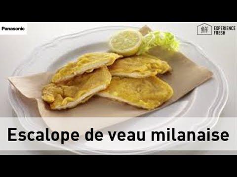recette-d'escalope-de-veau-milanaise-avec-le-four-micro-onde-professionnel-ne-2153-2