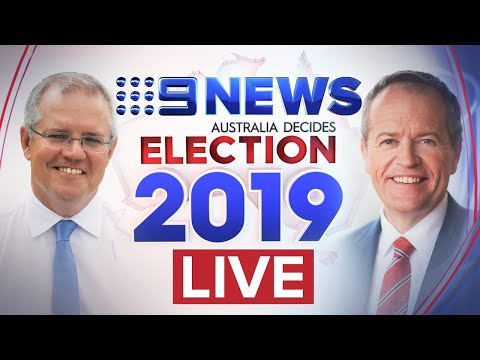 WATCH LIVE: Federal Election 2019 Coverage and Results | Nine News Australia