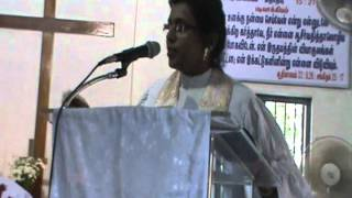 Sermon on Mathew 15:21-28  Part-3 (in Tamil Language)